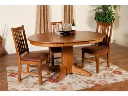 designs sedona table top base: sunny designs sedona oval extension table ro