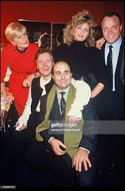 Francoise Dorin, Jean Piat, Richard Taxy and Jeane Manson after ...