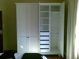 add a closet drawer storage