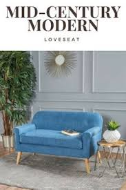 inexpensive mid century modern furniture. Love The Color Of Fabric On This Loveseat! It\u0027s Perfect For A Mid Century Inexpensive Modern Furniture