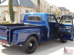 Chevy C10 step side short bed pick up truck
