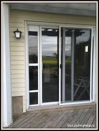 dog door insert electronic dog door sliding door dog door insert window pet door automatic dog
