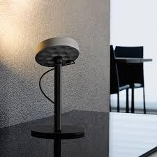 Belux - U-Turn table lamp, LED, black, black