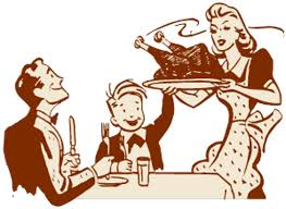 dinner table clipart black and white. clipart dinner table awesome 801x584 black and white