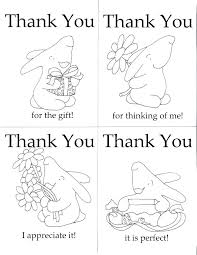 Thank You Coloring Pages Free Birthday Card Coloring Pages Thank You