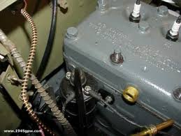 mb gpw g503 wwii military jeep r 7 remove coil wire this wire comes from the firewall so you will need to remove it as well as the cable to the distributor cap if you take it off like