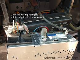 1993 ford f150 radio wiring diagram in factory