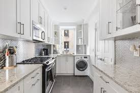 Kitchen And Laundry Combined Design