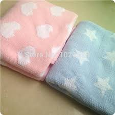 chenille throw blankets for sofa double face pink blue baby blanket knitted cover knit chenille throw blankets for sofa