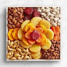 Image result for dried fresh fruit platter