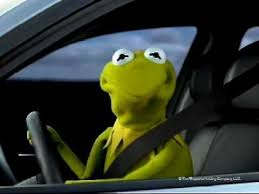 kermit my face when.  Kermit High Quality Kermit My Face When Blank Meme Template Intended Kermit My Face When O