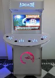 Completed 4 Player Upright - Arcadeworx