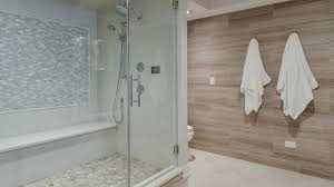 how to clean glass shower doors with