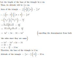 linear equations rs aggarwal class 8 cbse maths solutions ex 8b