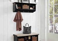 Cubby Bench And Coat Rack Set Cubby Bench And Coat Rack Set Accessories Shower Curtain Rods S 59