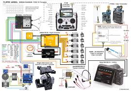 f450 quadcopter wiring diagram of wiring library a complete wiring diagram for f550 rx100 g40 nazam v2 f12e