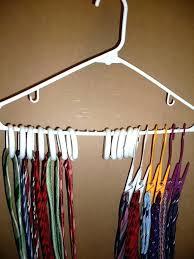 cedar tie rack hanger rotating belt holders racks organizer best holds hanging rac