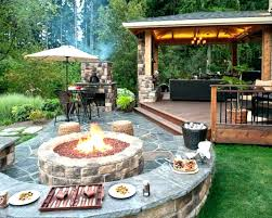 outdoor patio decorations tiny ideas living spaces small condo backyard modern fireplace designs