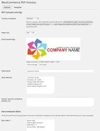 woocommerce pdf invoices packing slips premium templates