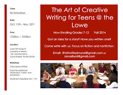 j patrick redmond microsoft word teen writers workshop flyer microsoft word teen writers workshop flyer fall 2014 jpeg