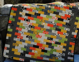 PDF QUILT PATTERN.... Quick and Easy...one Layer Cake or Fat & PDF QUILT PATTERN.... Quick and Easy...Jelly Roll, Adamdwight.com