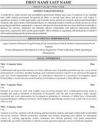 Legal Clerk Sample Resume 4 Legal Clerk Resume Sample Template