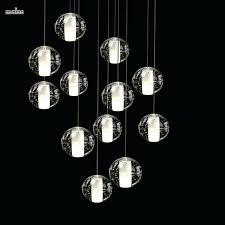led crystal chandelier lighting aliexpress magic ball crystal chandelier 14 lights with regard to new led crystal chandelier lighting