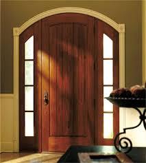 arched front doorEntry Doors