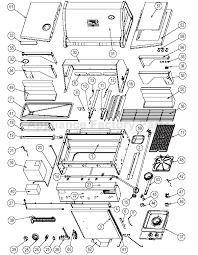 vermont castings vcs4005 bbq parts image image