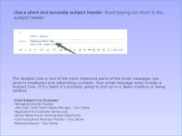 How To Write Subject Line When Email Resume Resume Email Subject