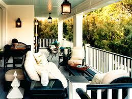 modern front porch hanging light