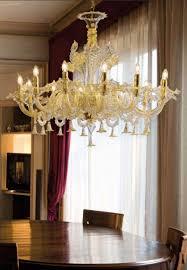 murano glass chandelier coccole