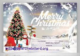 Christmas Photoshop Templates 2018 Sample Professional Letter Formats
