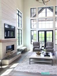 modern farmhouse living room modern farmhouse living room rug