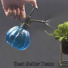 Decorative Spray Bottle Plant Mister Boller 100100 Tall Vintage Style Decorative Glass Water 70