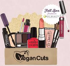 vegan cuts makeup box
