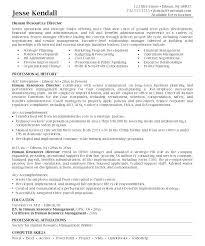 Hr Assistant Resume Objective Samples Marvelous Resume Objective Hr
