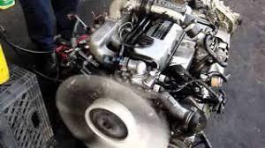 Nissan TD27-T engine for David - YouTube