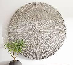 sweet woven wall art home decor wheel pottery barn diy crossword target australia tutorial hanging uk