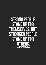 Stand Up Stand Out Make A Difference Words Pinterest Quotes Fascinating Stand Out Quotes