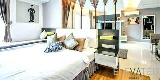 How To Decorate One Bedroom Apartment Interesting One Bedroom Studio Apartments Glassnycco
