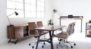the office design. Harkavy Furniture Creates Modern Walnut \u0026 Steel Office The Design O