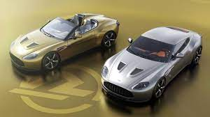 Good News You Can Buy A New Old Aston Martin V12 Zagato Top Gear