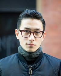 Asian Male Hairstyles 42 Awesome 24 Favorite Haircuts For Men With Glasses Find Your Perfect Style
