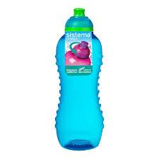 Купить <b>Бутылка</b> для воды <b>Sistema</b> Hydrate Twist 'n' Sip 460мл Blue ...