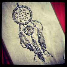 Dream Catchers Feathers Vse Tetování Lapače Snů Tetování Y