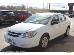 2010 Chevrolet Cobalt LS Sedan in Summit White - 114840 ...