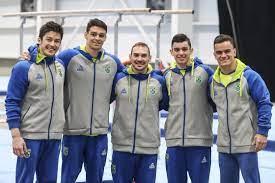 Ginástica Masculina do Brasil busca vagas em finais dos Jogos Pan-Americanos  de Lima
