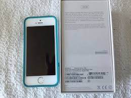Apple iPhone 5s - 16GB - Silver (AT&T ...