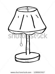 floor lamp clipart black and white. Perfect Clipart Cartoon Lamp Stock Images RoyaltyFree Images U0026ampamp Vectors In Floor To Clipart Black And White G